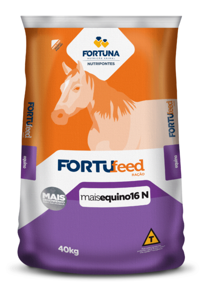 Fortufeed Mais Equino 16 N