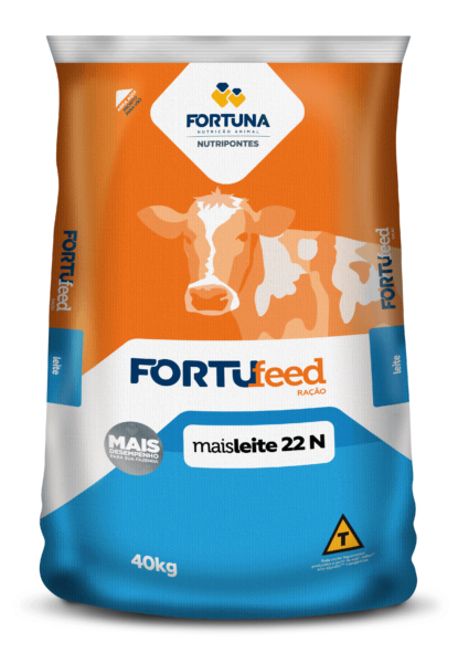 Fortufeed Mais Leite 22% N